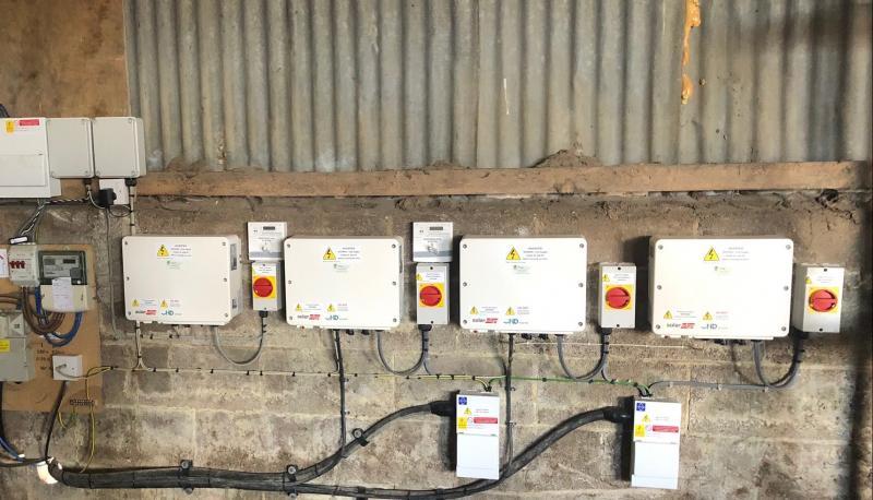 24kW SolarEdge Inverter System