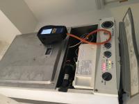 Testing boiler