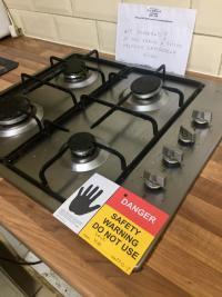 Hob / Cooker Installation
