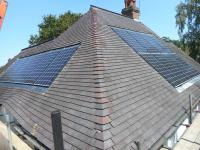 4kWp In-Roof 285w panels
