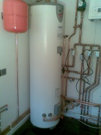 Zoned Heating System..The Second Stage
