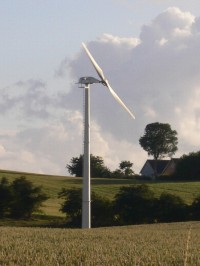 Gaia 11kW Wind Turbine