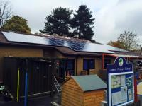 Lawley Primary School Installed in October 2015