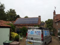 typical 3.8kwh system