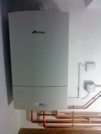 Worcester CDi Combi boiler