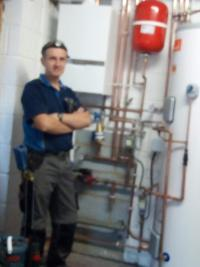 New boiler and unvented cylinder Installation