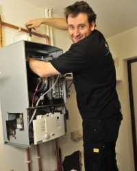 A PGS engineer at work