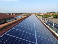 49.68KW School Solar PV Installation