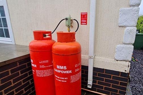 LPG Changeover kit supply & install