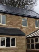 New build in roof projects