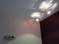 Installation of ceiling lighting