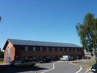 Loughborough 50.0kWp PV Array