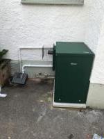 External Oil boiler Charing Kent