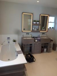 High standard bathroom