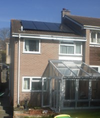 2kw system in South West