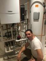 Vaillant system boiler
