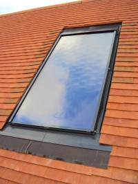 In-Roof solar Thermal