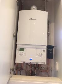 New Worcester Bosch Combi boiler