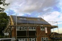 German Manufactured PV System - Aug 2013- Epping Forest