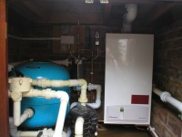Swimming Pool Boiler Replacement by LWL Heating