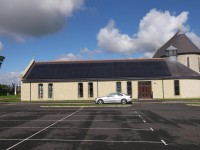Installation : Dungiven Chapel