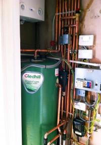 Boiler Installation 1A