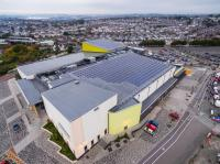 Plymouth Life Centre - Roof Mounted Solar PV
