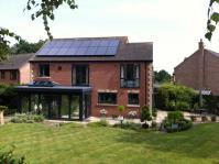 Domestic Solar Panel installation, Louth