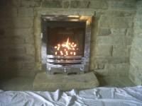 Gas Fire Installation by LWL Heating