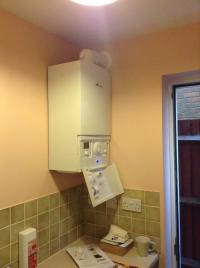 Worcester 30si compact boiler