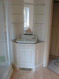 clients refurbished bathroom in Cumnor, Oxford