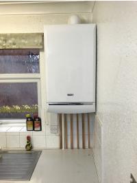 New Baxi Platinum Combi Boiler