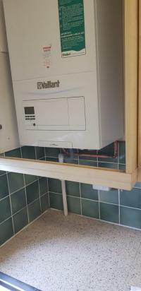 Another Vaillant Install