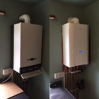 Boiler swap