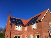 South and west array, 4.0 kwp