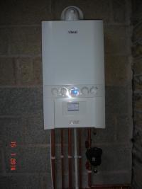 Ideal Combination boiler