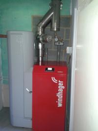 35kw Biomass