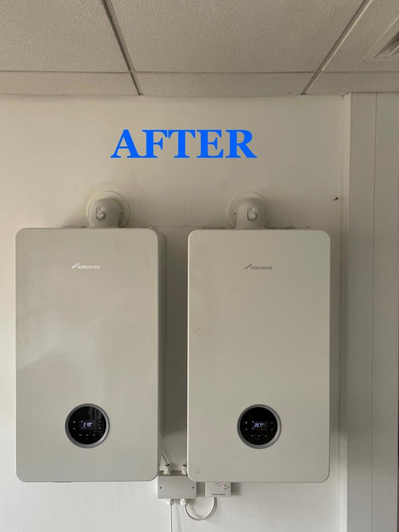 Orchard House Boilers