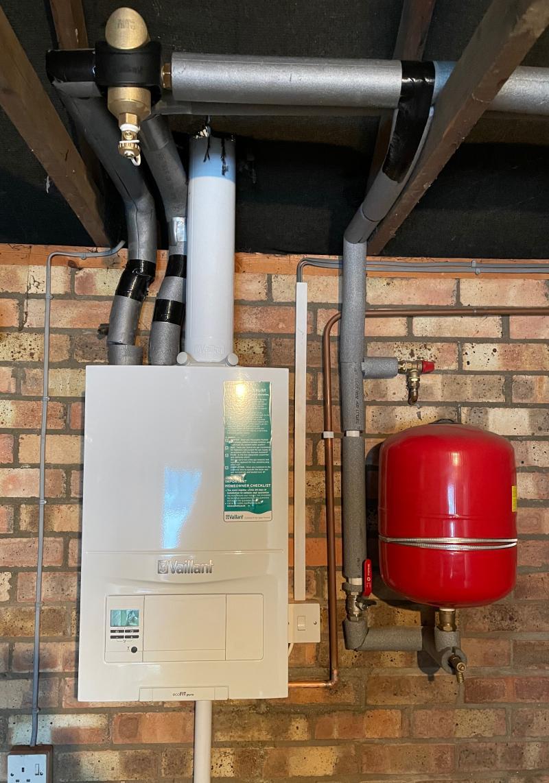 Vaillant Ecofit Pure 425 regular boiler