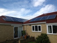 4kw system in Whitley Bay