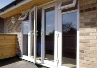 French Doors and Side Windows