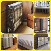 Pro football radiator installation