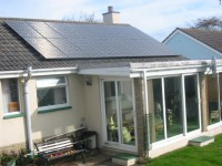 Bungalow install in Devon