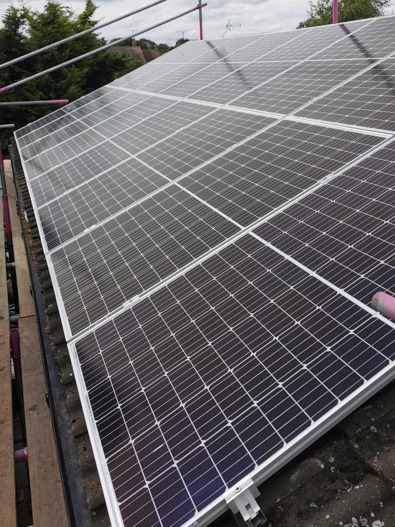 4kW SolarEdge optimised
