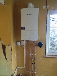 boiler installed in newton abbot