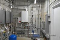 Commercial heating system