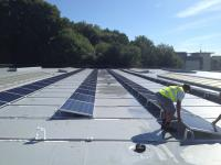 Flat roof Brentwood