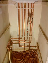 Worcester 24 Junior pipework