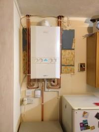 boiler install in brixham