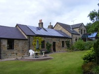 Mitsubishi 3.85kWp - An excellent example of a  Domestic Solar PV Installation
